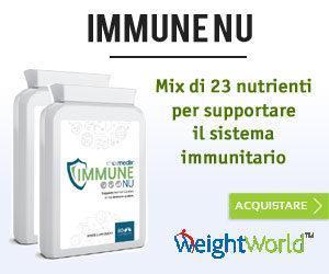 supporto naturale per il sistema immunitario