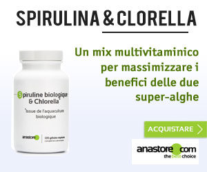 spirulina-clorella