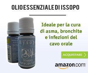 olio essenziale di issopo
