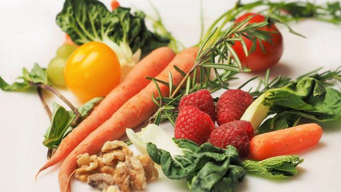 tabella orac antiossidanti