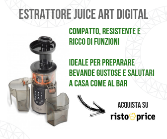 Estrattore di succo Juice Art Ditigal