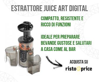 Estrattore di succo Juice Art Ditigal