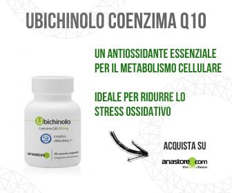 Ubichinolo Coenzima Q10
